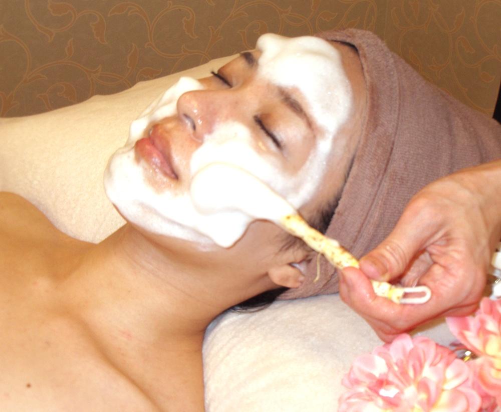 Step.2 トリプル洗顔